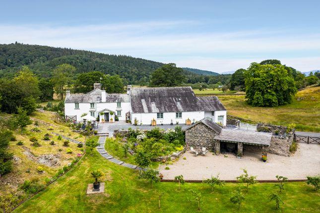 Thumbnail Farmhouse for sale in Sandfold Farm, Staveley-In-Cartmel, Ulverston, Cumbria