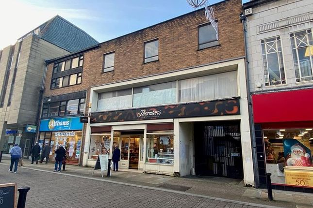 Thumbnail Retail premises for sale in Market Street, Bolton