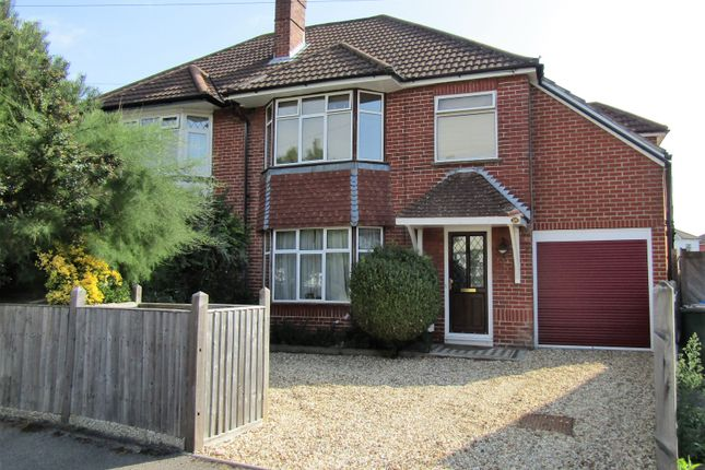 Thumbnail Semi-detached house for sale in Pirrie Close, Shirley, Southampton