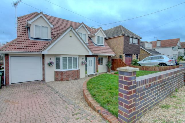 Thumbnail Detached house for sale in Shakespeare Avenue, Langdon Hills, Basildon