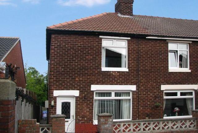 Thumbnail Terraced house for sale in Greenside Avenue, Horden, Peterlee