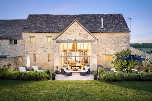 Thumbnail Barn conversion for sale in Kemble, Cirencester