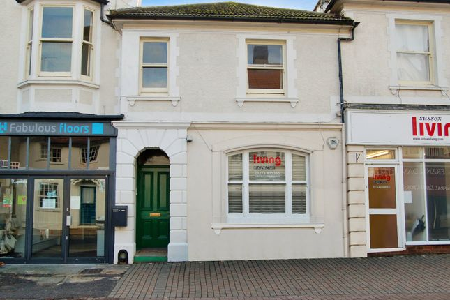 Thumbnail Flat to rent in High Street, Hurstpierpoint, Hassocks