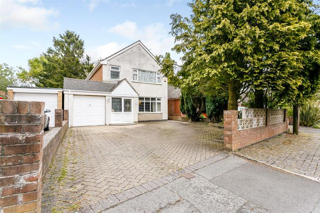 Thumbnail Detached house for sale in Craven Avenue, Binley Woods, Coventry