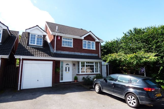 Thumbnail Detached house for sale in Woodland Drive, Merafield, Plympton