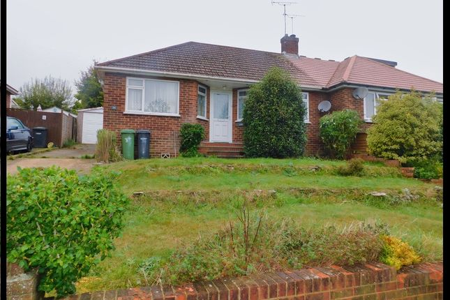 Thumbnail Semi-detached bungalow for sale in Hope Road, West End, Southampton