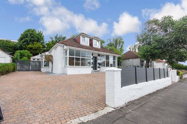 Thumbnail Detached bungalow for sale in Drumry Road, Clydebank