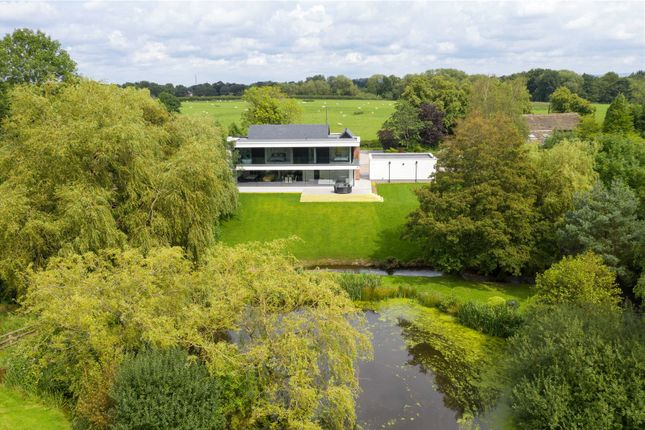 Thumbnail Detached house for sale in Faulkners Lane, Mobberley, Knutsford, Cheshire