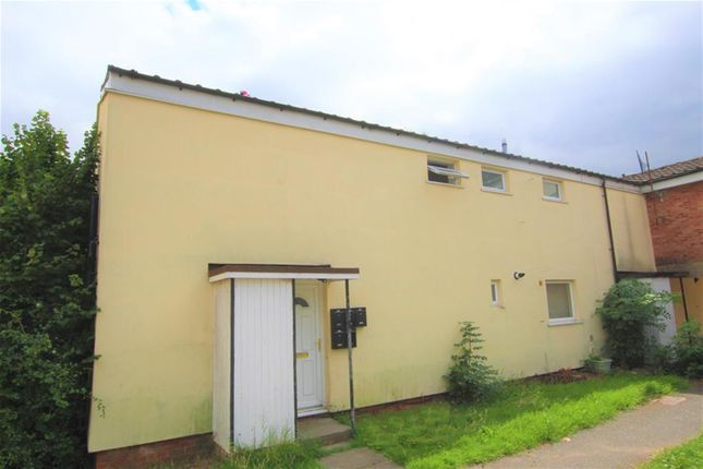 Thumbnail End terrace house for sale in Rushock Close, Woodrow, Redditch