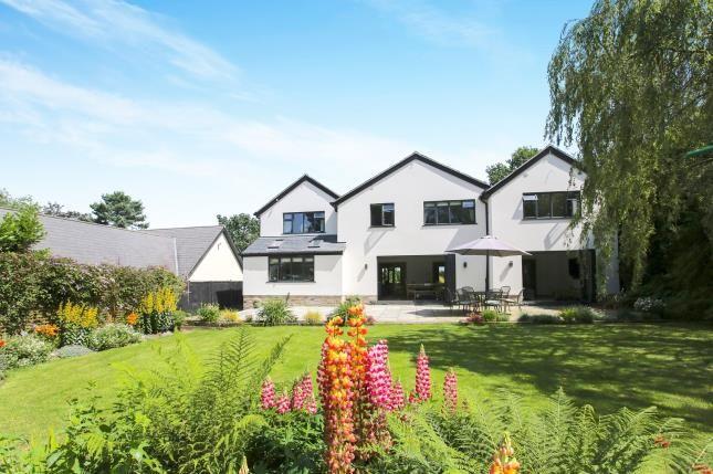 Thumbnail Detached house for sale in Gunco Lane, Butley Town, Prestbury, Cheshire