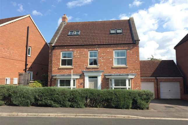 Thumbnail 5 bed detached house for sale in Prospect Avenue, Easingwold, York