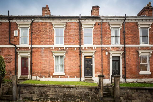 Thumbnail Terraced house for sale in Grove Bank, Duffield Road, Derby