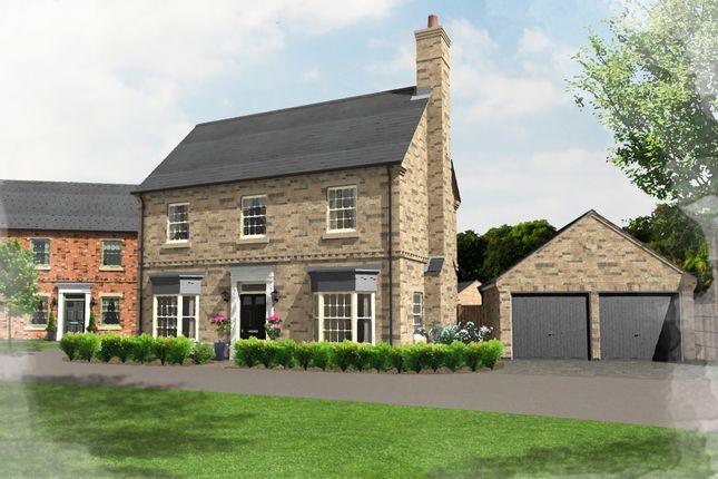 Thumbnail Detached house for sale in Plot 49, Brampton Park, Brampton