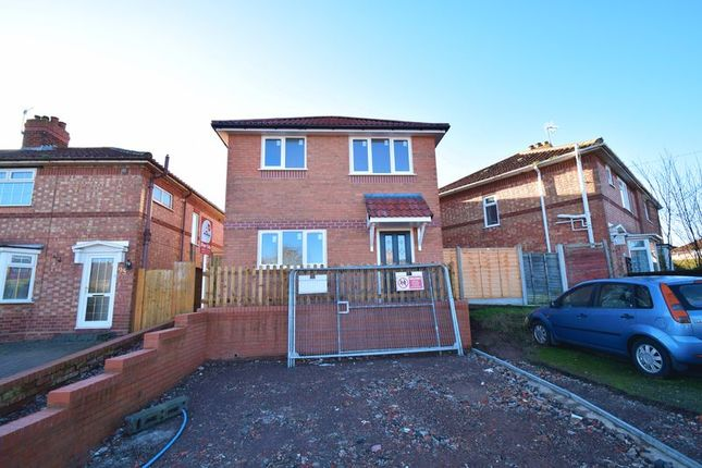 Thumbnail Detached house for sale in King George Close, Bromsgrove