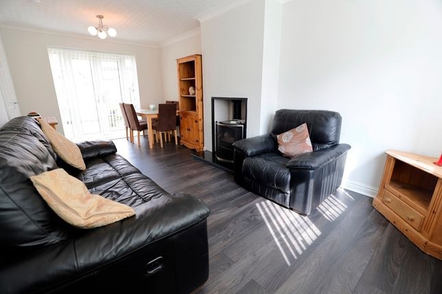 Thumbnail Semi-detached house to rent in Pennine Way, Newcastle-Under-Lyme
