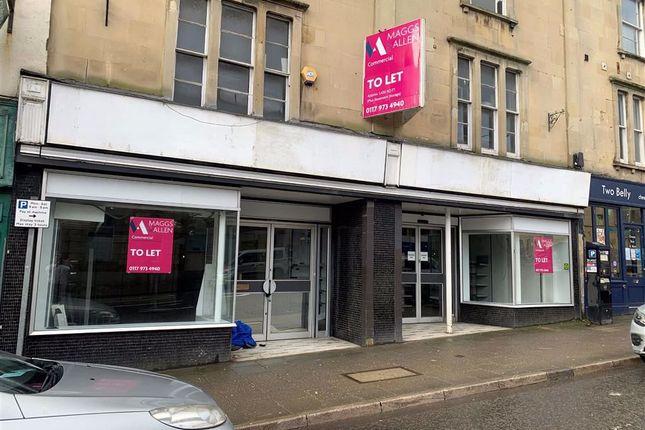 Thumbnail Retail premises to let in Whiteladies Road, Clifton, Bristol