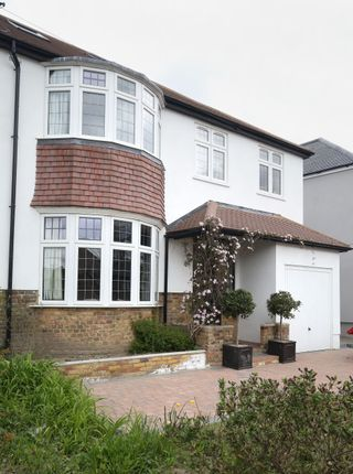 Thumbnail Semi-detached house for sale in Bean Road, Bexleyheath