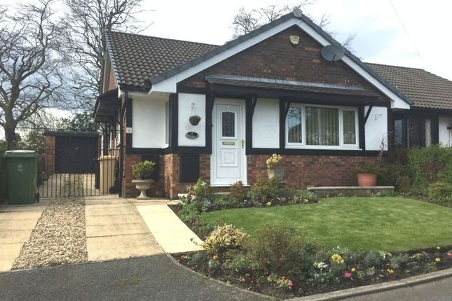2 bed semi-detached bungalow for sale in Rectory Gardens, Westhoughton, Bolton