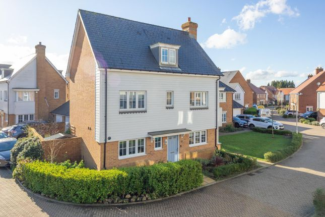 Thumbnail Detached house for sale in Leonard Gould Way, Loose, Maidstone