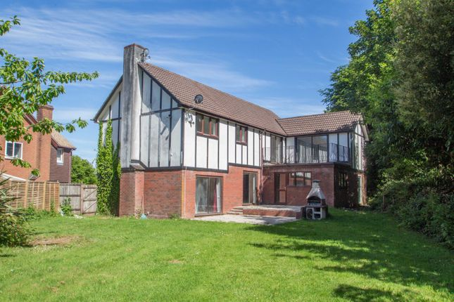 Thumbnail Detached house for sale in Dunraven Drive, Derriford, Plymouth, Devon
