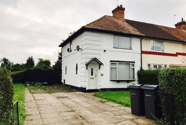 Thumbnail Semi-detached house to rent in Mitcham Grove, Kingstanding, Birmingham