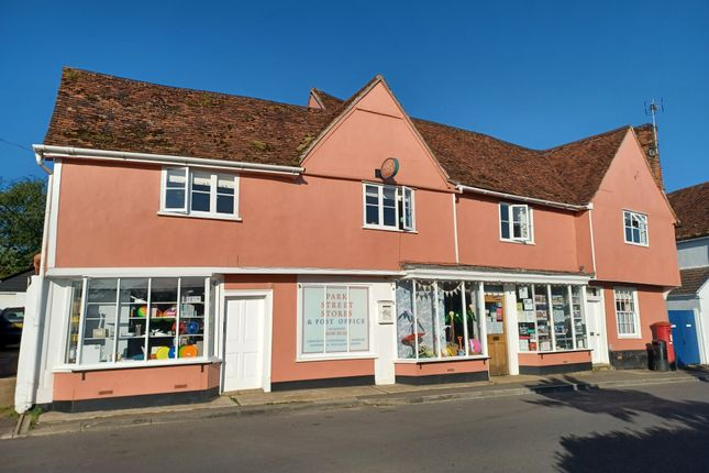 Thumbnail Retail premises for sale in Park Street, Stoke By Nayland