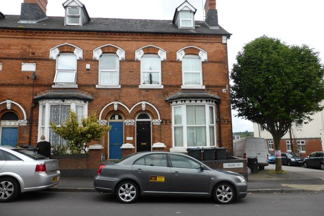 2 bed flat to rent in Mary Street, Balsall Heath, Birmingham