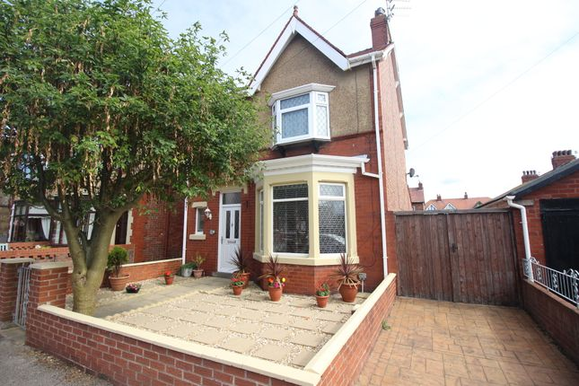 Thumbnail Detached house for sale in Galloway Road, Fleetwood, Lancashire