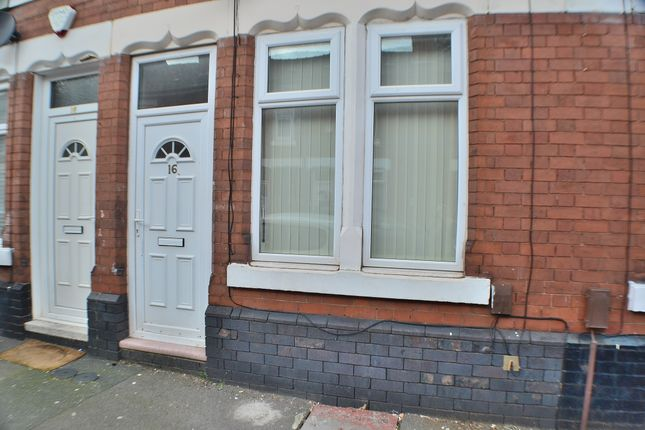 Thumbnail Terraced house to rent in Thorn Street, New Normanton, Derby