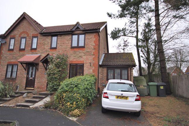 3 bed semi-detached house for sale in Coriander Way, Whiteley, Fareham PO15