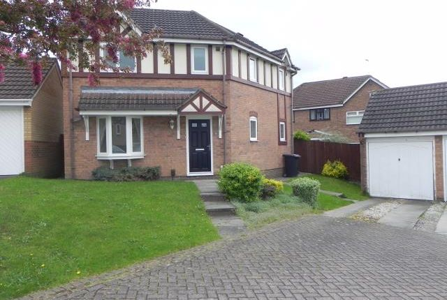 Thumbnail Detached house to rent in Moss Close, Arnold