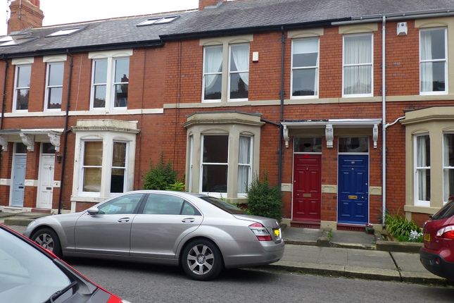 Thumbnail Terraced house to rent in Honister Avenue, Jesmond, Newcastle Upon Tyne