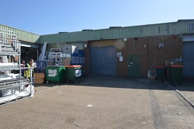 Thumbnail Light industrial to let in Unit 40, Wates Way Industrial Estate, Mitcham