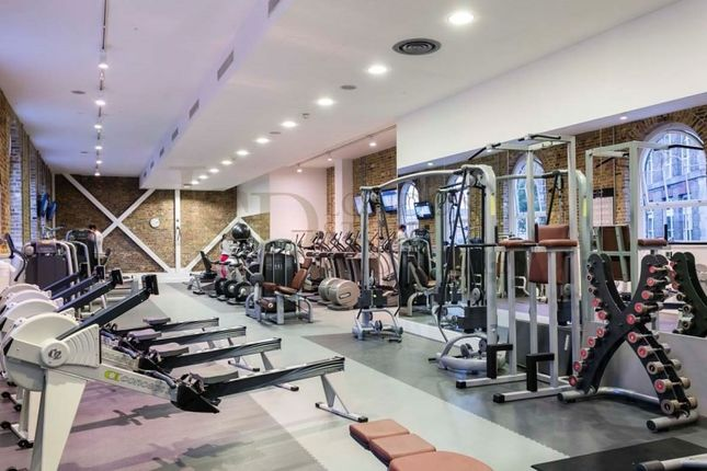 Residents Gym of Building 50, Royal Arsenal Riverside SE18