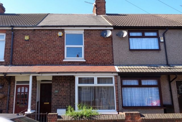 Thumbnail Terraced house to rent in James Street, Grimsby