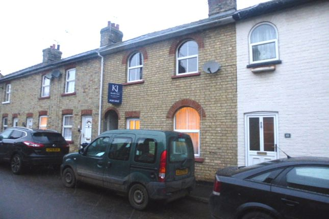 Thumbnail Terraced house for sale in Norfolk Road, Buntingford
