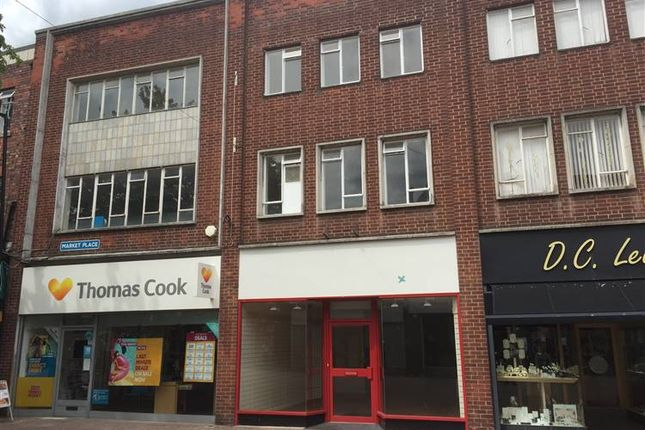 Thumbnail Retail premises to let in 22 Market Place, Nuneaton, Warwickshire