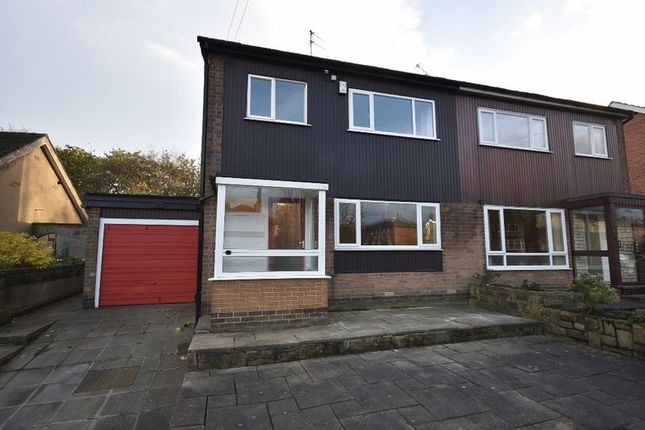 Thumbnail Semi-detached house to rent in Longthorpe Lane, Lofthouse, Wakefield