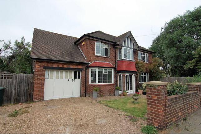Thumbnail Detached house for sale in Kingswood Road, West Bridgford