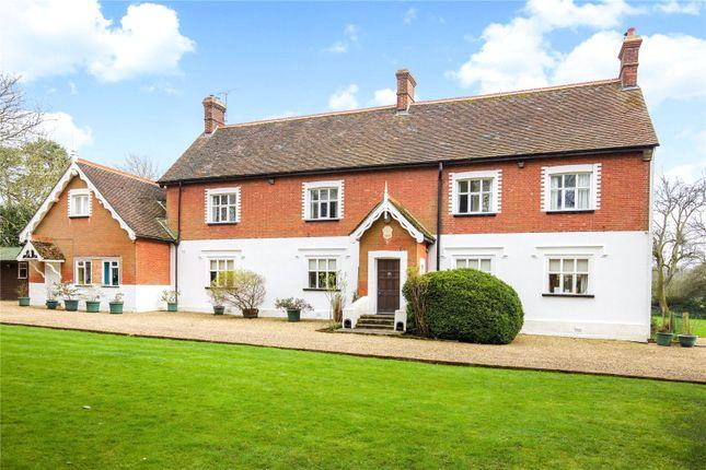 Thumbnail Detached house for sale in Langhurstwood Road, Horsham, West Sussex