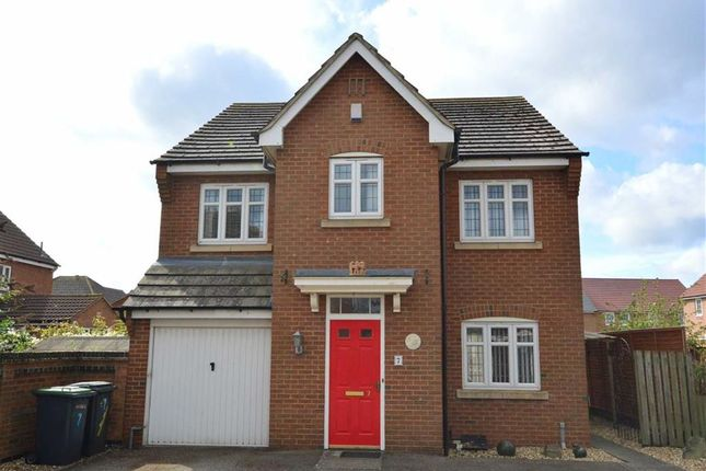 4 bed property for sale in Winchester Court, North Hykeham, Lincoln