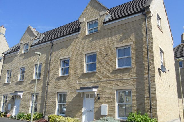 Thumbnail Terraced house to rent in Wilkinson Place, Witney, Oxfordshire