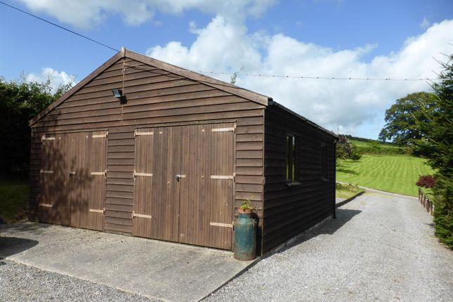 Garage of Llanfynydd, Carmarthen SA32