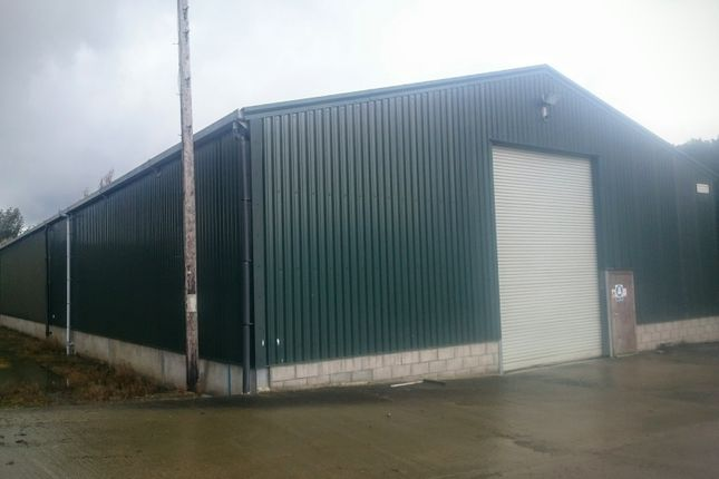 Thumbnail Light industrial to let in Nadder Lane, South Molton