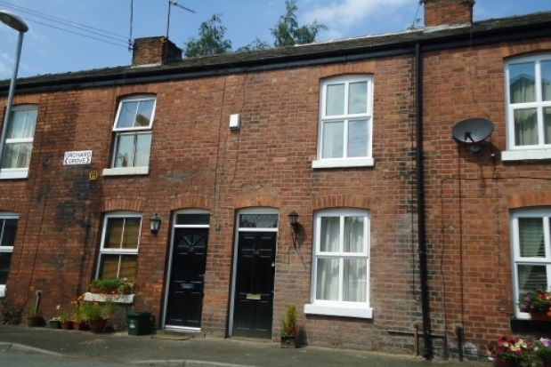Thumbnail Terraced house to rent in Orchard Grove, West Didsbury