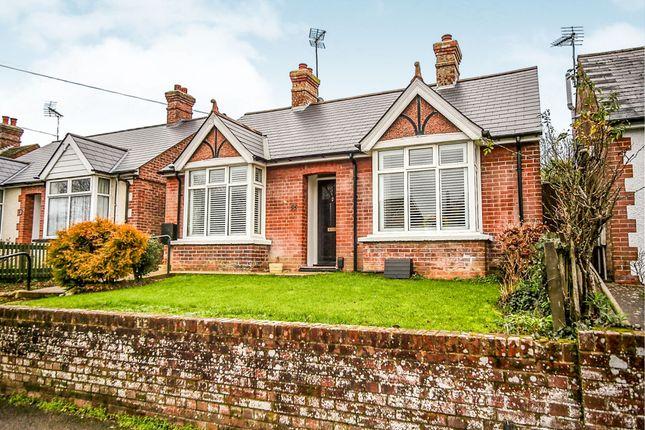 Thumbnail Detached bungalow for sale in Church Road, Willesborough, Ashford