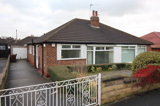 Thumbnail Semi-detached bungalow for sale in Field End Crescent, Halton, Leeds