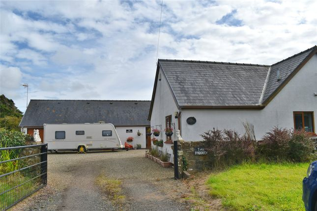 Thumbnail Bungalow for sale in The Paddock, Hundleton, Pembroke, Pembrokeshire