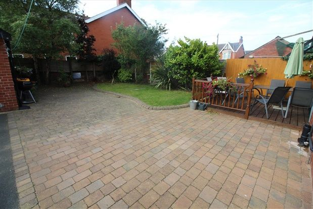 Rear Garden of Clifton Drive, Lytham St. Annes FY8