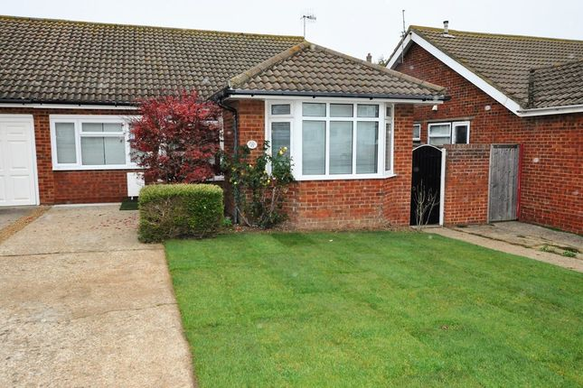 Thumbnail Semi-detached bungalow for sale in College Road, Bexhill-On-Sea